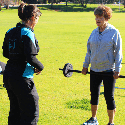 Womans Personal Training